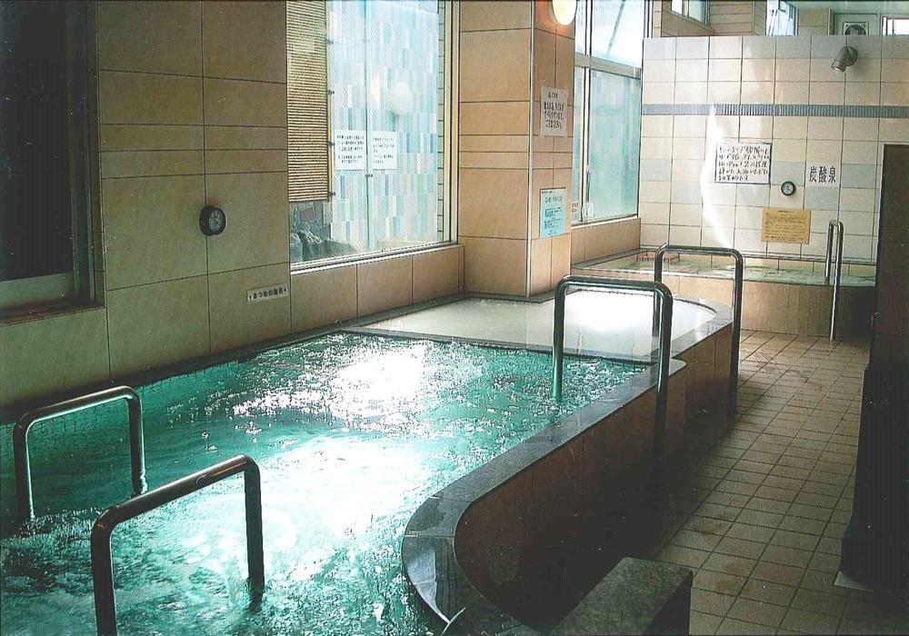 アクア東中野(露天風呂や炭酸泉やサウナが楽しめる銭湯)