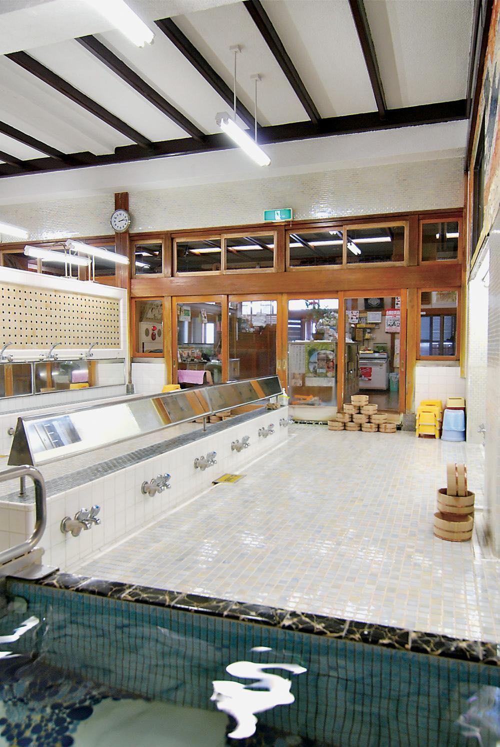鶴の湯(東上野銭湯)