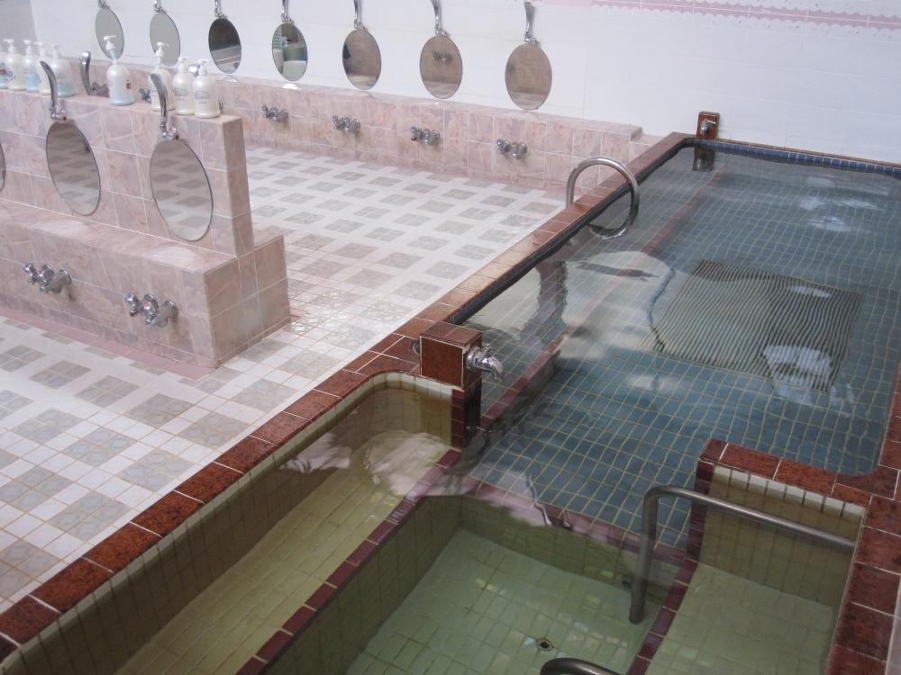 梅の湯(板橋区役所前銭湯)