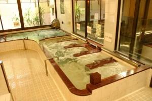 座風呂と寝風呂