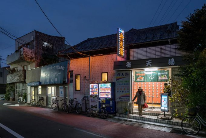 銭湯 高円寺